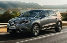 Renault Espace minivan to hit Korean market next year
