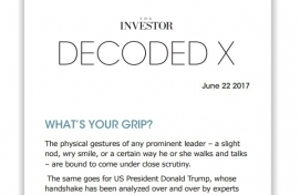 The Investor launches weekly 'DECODED X'