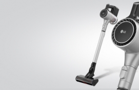 LG's new vacuum cleaner sells like hotcakes