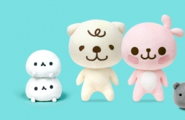 Couple app Between forays into character goods market