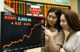 Egg scare eases off in stock markets