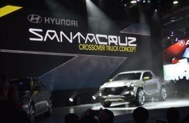 Hyundai Santa Cruz gets green light for production