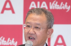 AIA denies rumors of exit from Korea