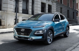 Hyundai Kona EV to debut at Geneva Motor Show next year