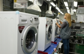 Samsung, LG call on US to refrain from washer safeguards