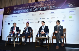 Buyout firms turning eyes to 'smaller chaebol' in Korea