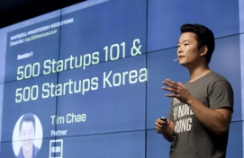 [500 STARTUPS] 'Korean startups should do what they are good at to get funding'