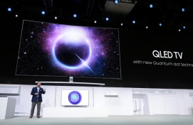 Samsung files trademark for 'Micro QLED'