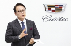 Cadillac aims to sell 2,500 units in 2018