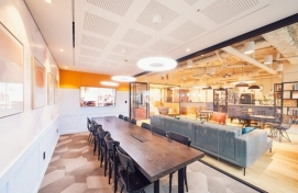 Co-working space operator Fastfive raises W20b