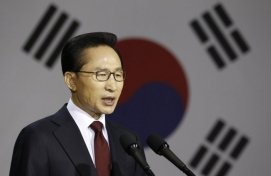 Attorney disputes ex-President Lee's arguments in corruption cases