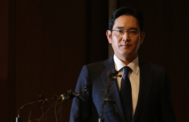 Samsung heir skips board meeting