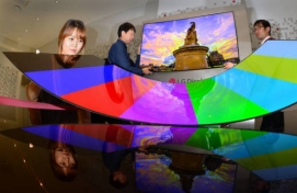 LGD bets on OLED to address mounting challenges