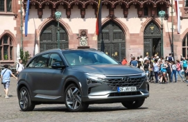 Hyundai partners with Audi for fuel cell cars