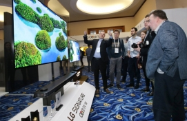 LG to launch world's largest micro LED TV at IFA