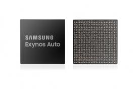 Samsung announces new automotive chip brands