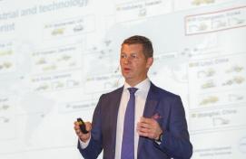 [Interview] Volvo CE president highlights Korea as global excavator hub