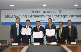 JB Financial, CIMB Niaga join hands for open banking platform