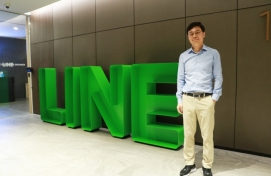 Line pushes Thai startups to scale up