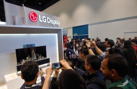 'Foldable display ready for commercialization: LGD CTO