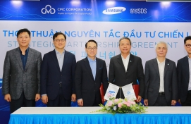Samsung SDS to buy 25% stake in Vietnamese firm