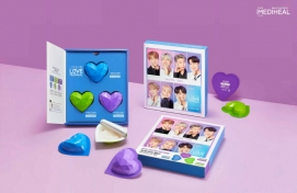 Mediheal launches BTS sheet masks via BeautyTap in US