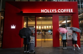 KG Group to acquire Hollys Coffee for W145b