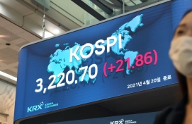 Kospi hits fresh high on foreign, institutional buying