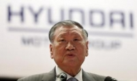 Hyundai Motor chairman, highest-paid chaebol head