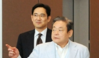 Samsung stock surge a boon to Lee family