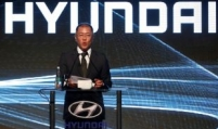 Is Hyundai Motor transferring leadership to heir?
