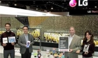 LG Electronics sweeps 132 awards at 2019 CES