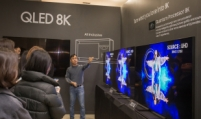 Samsung expects full-blown 8K competition from 2020