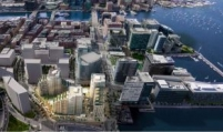 Korea's Hana unit invests W60b for EchelonSeaport project in Boston
