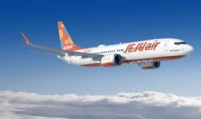 Jeju Air's net profit up in Q1 on fleet expansion, Asian routes