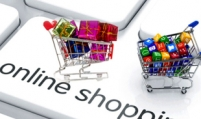 Online shopping continues to rise in April