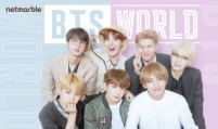 Expected hit games, BTS World lift Netmarble shares