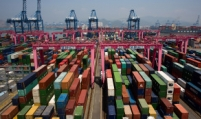 Korea's exports down 13.5% in June