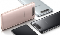 Samsung launches Galaxy A80 with rotating camera