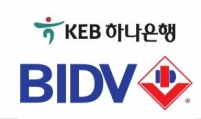 KEB Hana agrees to buy 15% stake in Vietnam-based BIDV for W1tr