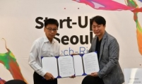 Toy's Myth signs MOU with Thai company at Start-Up Seoul
