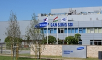 National Assembly speaker inspects Samsung SDI plant in Hungary