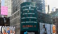 Global X lists telemedicine, digital health ETF on Nasdaq