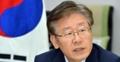 """이재명 """"박근혜 15년 이상 감옥 보내야"""" 초강성 발언"""