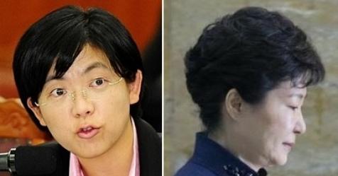 """최순실 """"이정희에 동문서답하라"""" TV토론도 지시"""
