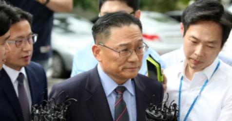 박찬주 대장 구속영장 발부…13년만에 현역 대장 구속