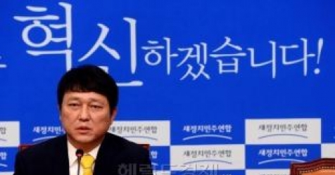 """최재성 """"과반 만능 아냐""""…민주-국당 통합론 비판"""
