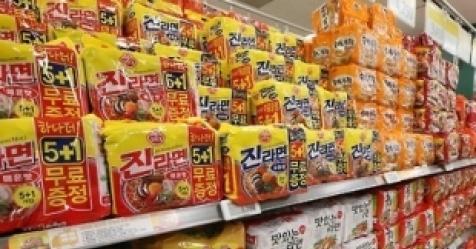 중국인 사로잡은 韓라면…점유율 50% 돌파