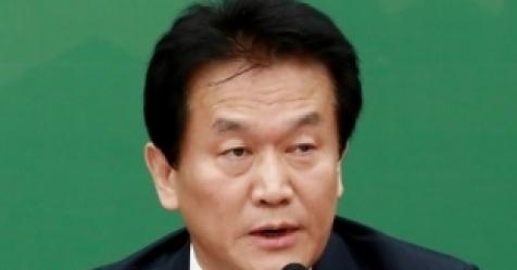 박주원, 박지원 겨냥 '현대비자금 사건' 꺼내 반격