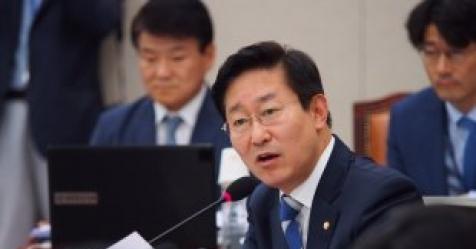 """판결 뭉개는 박범계 """"우병우 3년6월형 됐어야"""""""